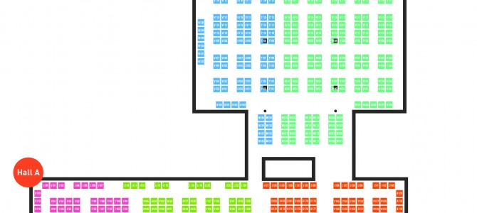 Choosing a Prime Booth Space