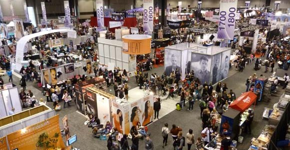 Anatomy of a Trade Show