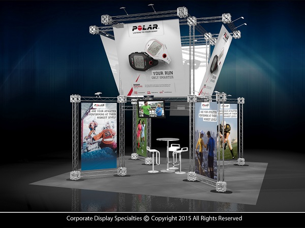 Modular Exhibition Stands Zero : Zero brand truss displays zero exhibit tuss