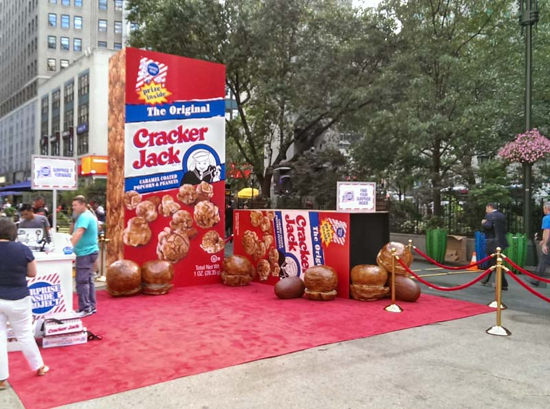 Event Marketing Displays Exhibits And Graphics For Brand