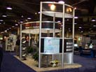 used 20 x 20 Trade Show Display