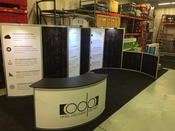 10 x 20' Display Rental